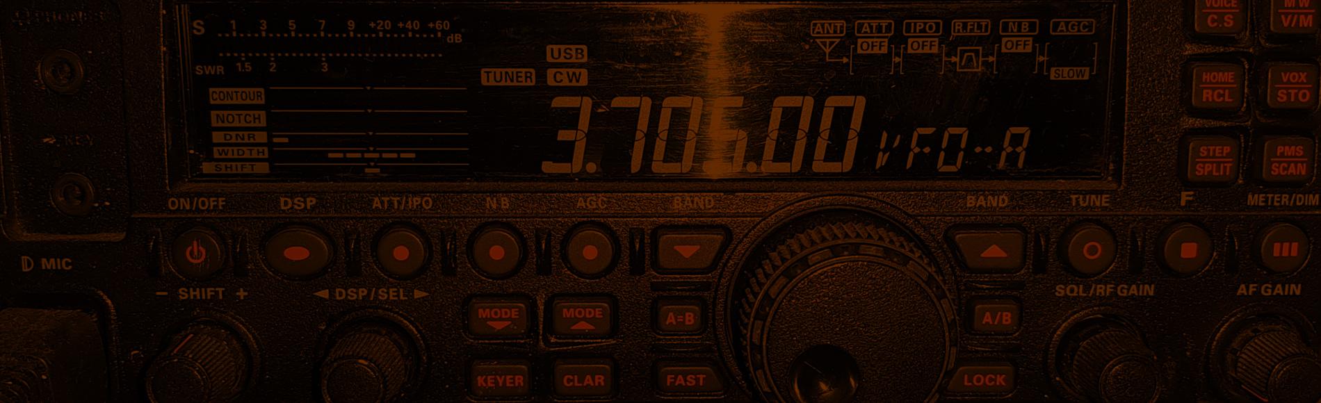 Prescurtările radioamatorilor